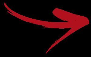 freccia per compilazione form contatti